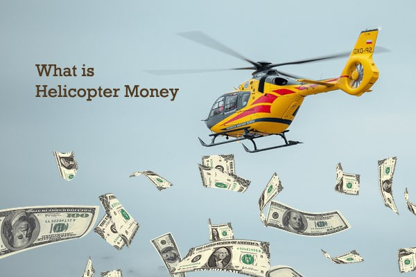 What is Helicopter Money in Bengali