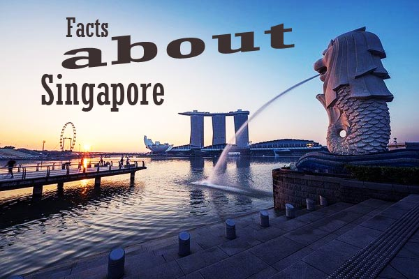 intersting facts about Singapore