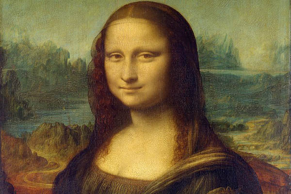 Mona Lisa Painting Mystery and history in bengali